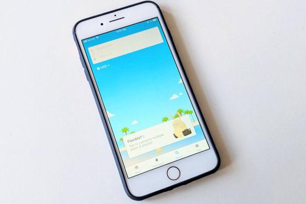 Ứng dụng Hopper dành cho ngườ dùng iPhone thích đi du lịch