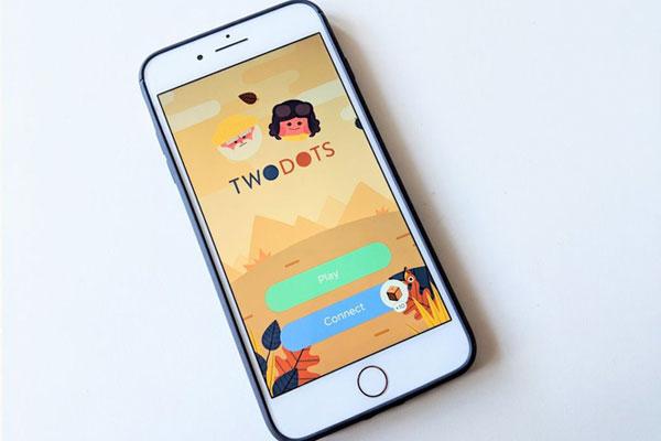 Two Dots - ứng dụng chơi game những khi bạn rãnh rỗi