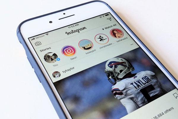 Sống ảo thì làm sao thiếu ứng dụng Instagram được!