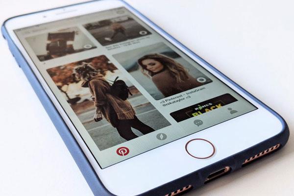 Pinterest - ứng dụng cho tín đồ mua sắm đây rồi
