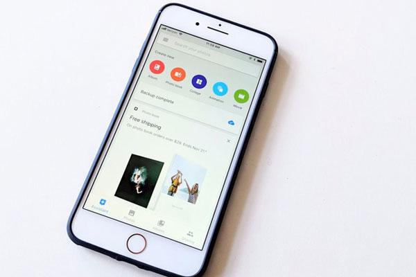 Google Photos là một trong những ứng dụng mà người dùng iPhone nên sử dụng nhất