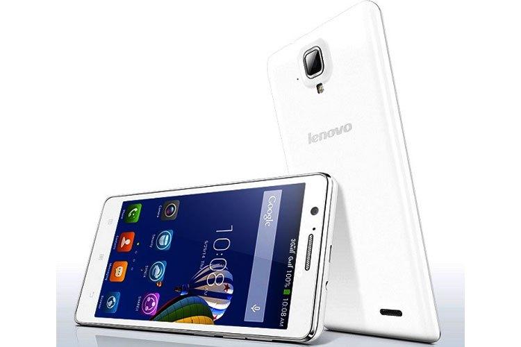 Điện thoại Lenovo sở hữu màn hình lớn dễ quan sát