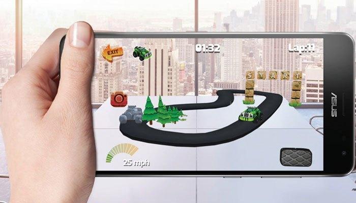 Zenfone 3 AR chiếc điện thoại mang tính đột phá của ASUS