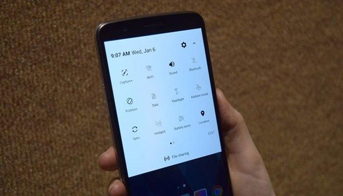 Điện thoại LG Stylus 3 sở hữu viên pin 3 200mAh