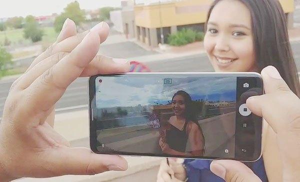 Chiếc điện thoại LG V30 dự kiến sẽ có màn hình 6 inch cùng các cạnh hơi cong