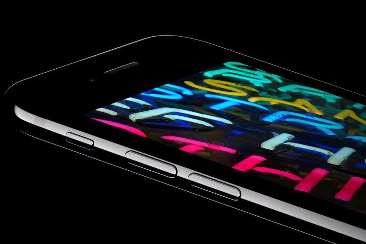 Quy trình sản xuất iphone 7 và iphone 7 plus màu jet black