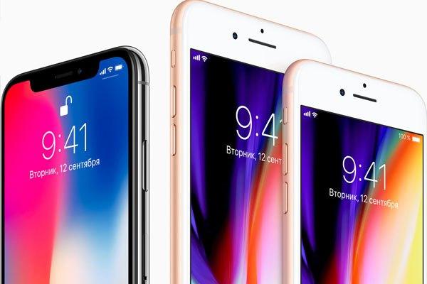 """Chưa chính thức có giá bán tại Việt Nam, bộ ba iPhone X, iPhone 8 và iPhone 8 Plus vẫn khiến người hâm mộ """"đoán già đoán non"""""""
