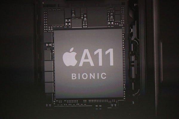 iPhone 8 sử dụng chip A11