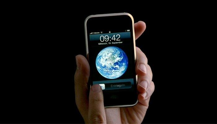 iPhone 2G là chiếc điện thoại cổ