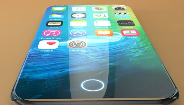Liệu điện thoại iPhone 8 sẽ có mặt lưng cảm ứng