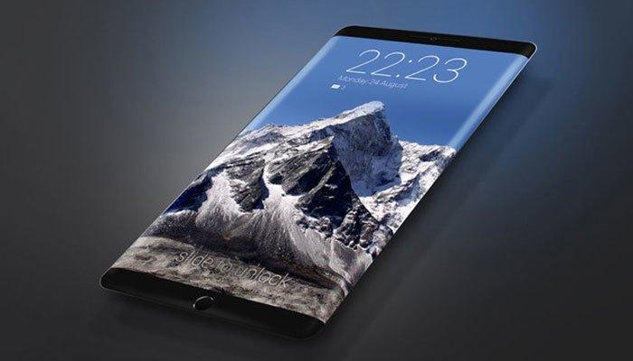 Điện thoại iPhone 8 sẽ có bước đột phá