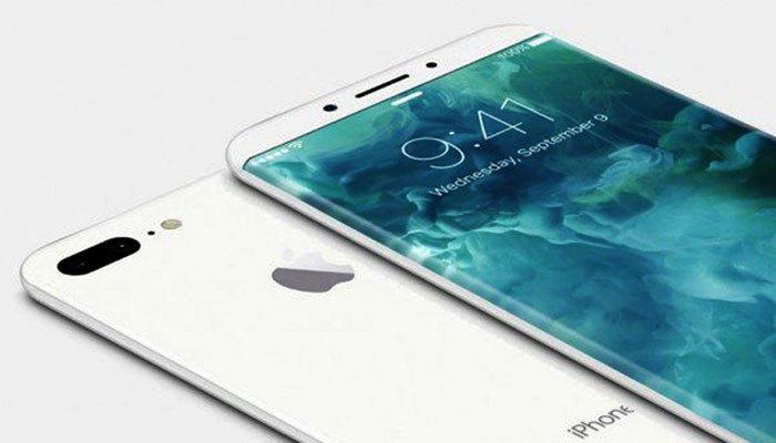 Điện thoại iPhone 8 sẽ xóa bỏ các nút vật lý