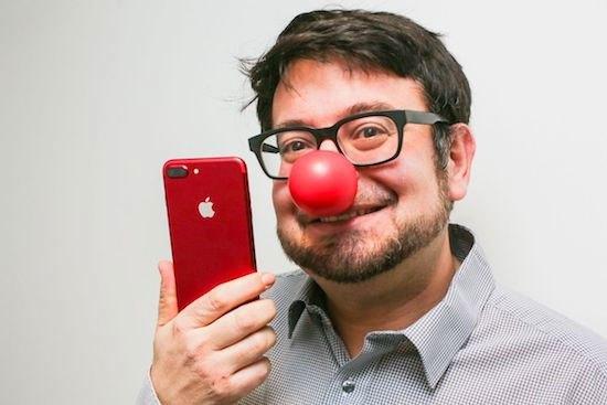 """iPhone 7 mà dùng làm phụ kiện thời trang thì """"tuyệt cú mèo"""""""