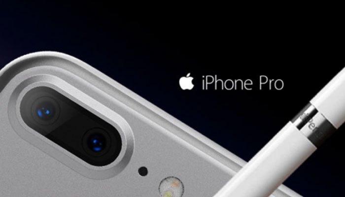 Điện thoại iPhone 8 sẽ có bút cảm ứng