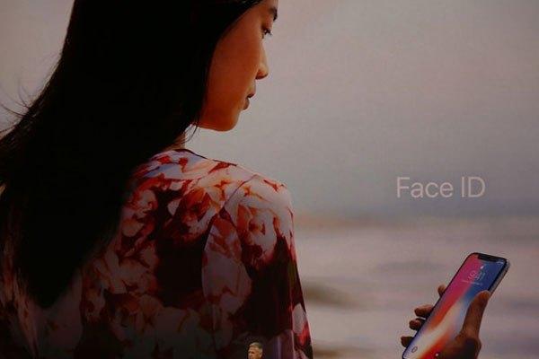 iPhone X được bảo mật bằng FaceID