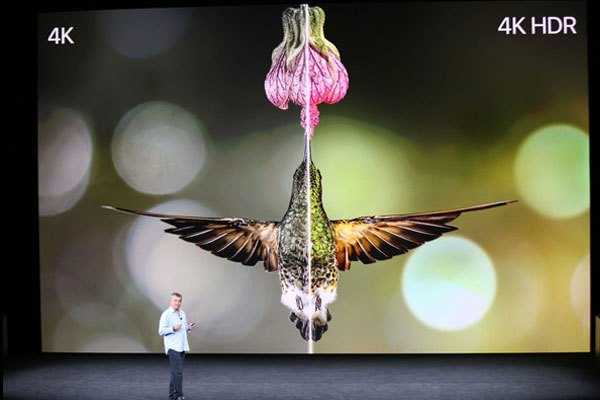 Apple giới thiệu về Apple TV 4K