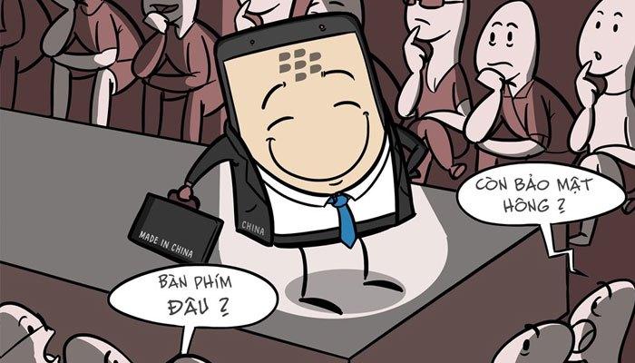 Vào cuối tháng 7, BlackBerry tung ra thiết bị cảm ứng mang tên DTEK50 khá thú vị. Nhưng điện thoại lại khiến nhiều fan trung thành của hãng thấy tiếc nuối vì BlackBerry đã không còn như xưa nữa…