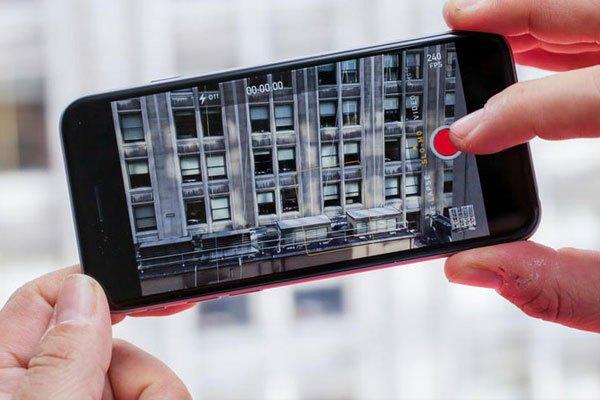 Camera điện thoại iPhone 6 Plus với khả năng chống rung quang học hỗ trợ tối ưu trong việc lưu giữ khoảnh khắc