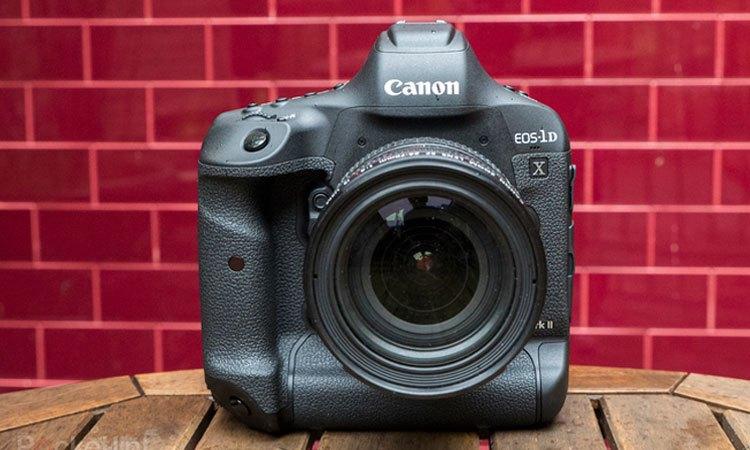 Máy ảnh Canon EOS 1DX MK II máy ảnh chuyên nghiệp, hiện đại