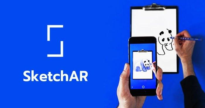 Ứng dụng SketchAR giúp bạn trở thành người vẽ graffiti thực thụ chỉ bằng điện thoại