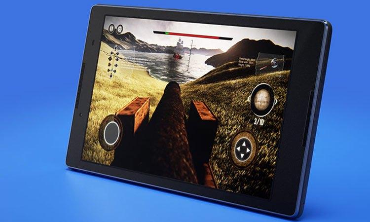 Lenovo Tab 3 A8 ZA180001VN là một trong những dòng tablet giá rẻ hiếm hoi được tích hợp công nghệ màn hình IPS