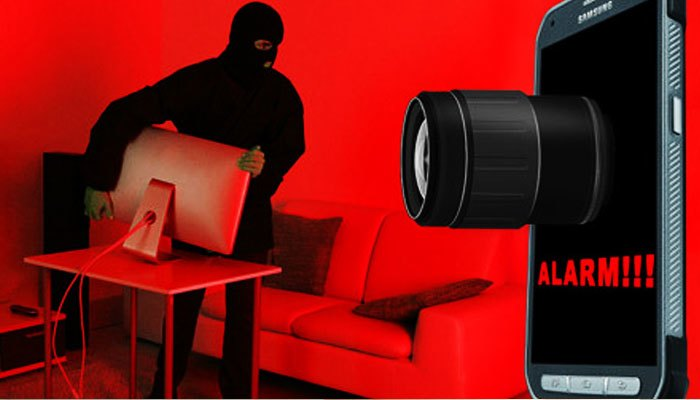 Bảo vệ an toàn cho ngôi nhà bạn bằng ứng dụng IP Webcam cài đặt trên smartphone