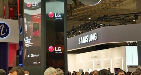 Những chiếc smartphone tầm trung sẽ được LG và Samsung trình làng tại CES 2018