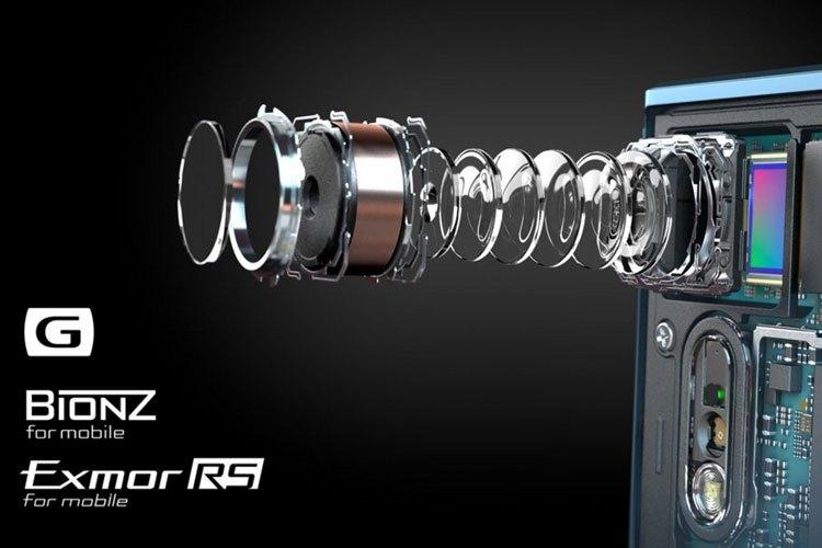 Điện thoại Sony Xperia XZ được trang bị công nghệ chụp ảnh tiên tiến