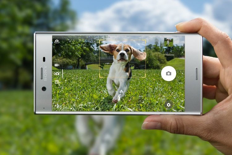 Chụp lại đối tượng chuyển động nhanh với chất lượng hình ảnh sắc nét cùng điện thoại Sony Xperia XZ