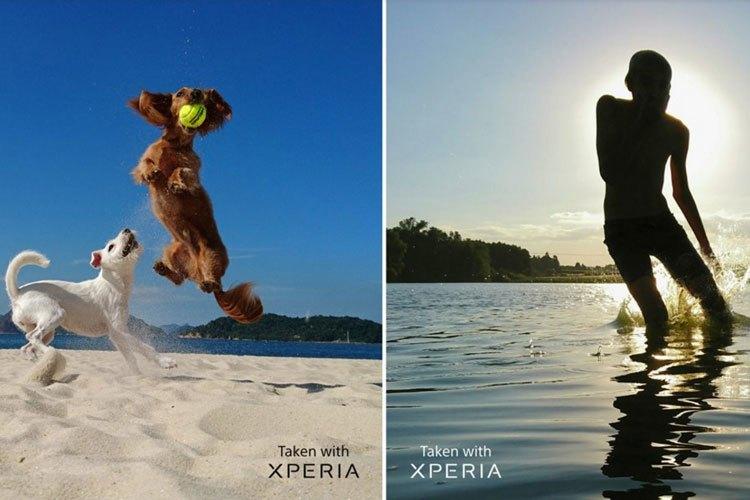 Nắm bắt mọi khoảnh khắc cùng điện thoại Sony Xperia XZ