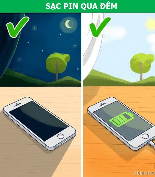 Chuyên gia khuyên người dùng iPhone không nên sạc đầy pin