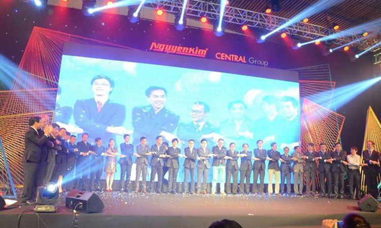 Xin chào và hẹn gặp lại các bạn ở sự kiện Kỷ niệm 30 năm thành lập kênh bán lẻ hiện đại Nguyễn Kim!!