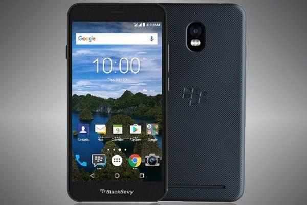 Điện thoại BlackBerry mới ra mắt tại Indonesia