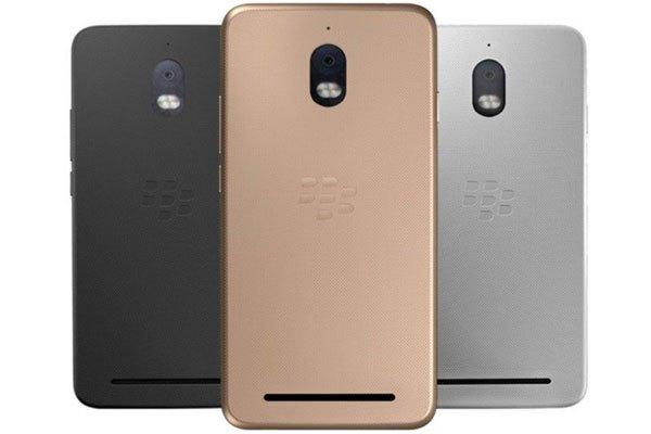 Điện thoại BlackBerry Aurora có 3 phiên bản màu