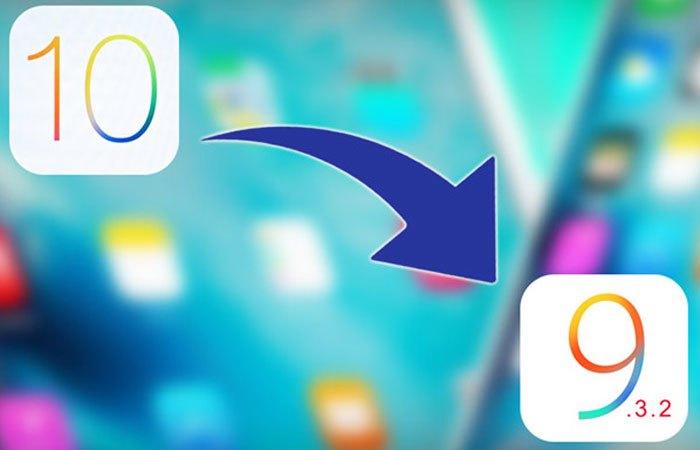 Khi hoàn thánh hết các thao tác, iTunes sẽ tự hạ cấp phiên bản iOS của máy tính bảng xuống