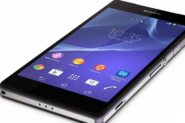Điện thoại Sony Xperia Z2 chống nước tốt, cấu hình mạnh