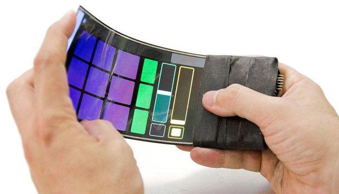 Smartphone WhammyPhone với thiết kế uốn dẻo độc đáo