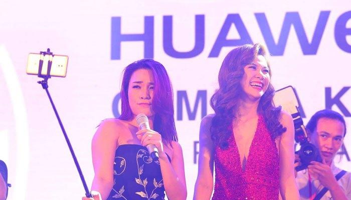 Camera selfie của chiếc điện thoại Huawei GR5 2017 lên đến 8MP