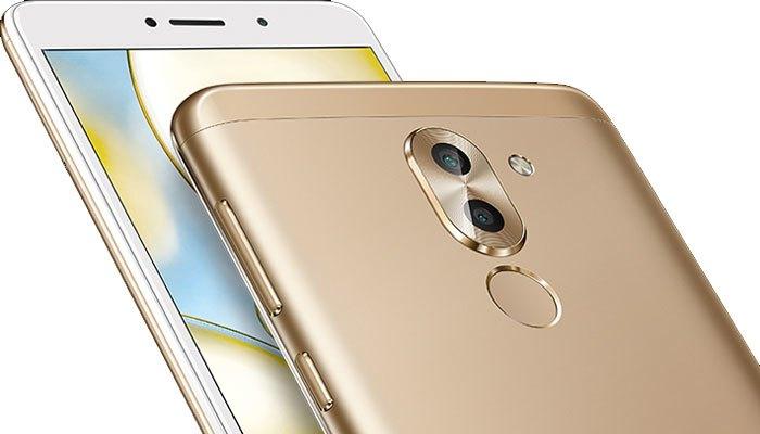 Điện thoại Huawei GR5 2017 có camera kép