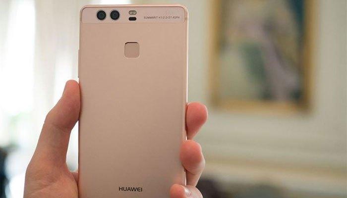 Bề ngoài của những chiếc điện thoại Hyundai khá giống với điện thoại Huawei P9