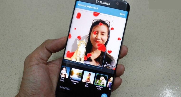 """Lumyer với nhiều hình GIF cực """"nhắng"""" để bạn làm hình nền điện thoại hay chia sẻ trên Facebook"""