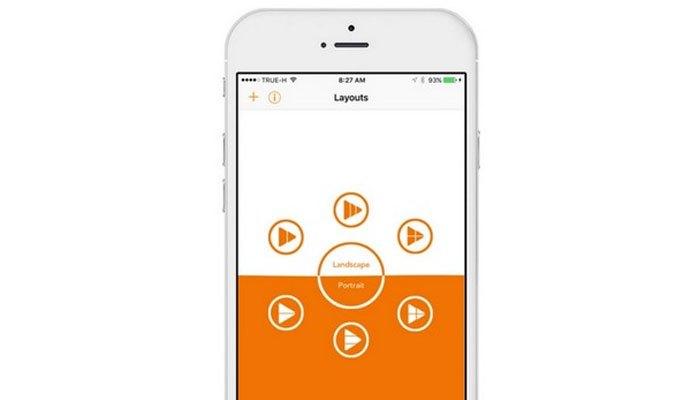 Ứng dụng giúp ghép video trên điện thoại iPhone