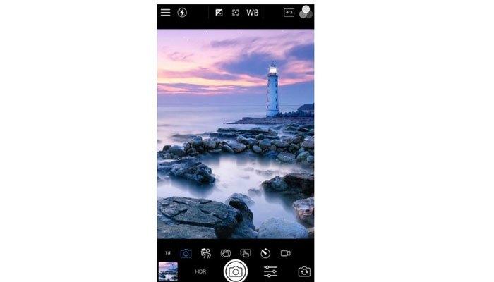 Ứng dụng giúp chỉnh hình trên điện thoại iPhone