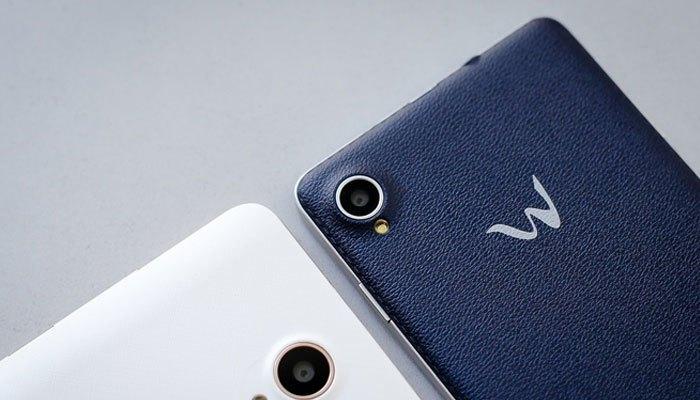 Bộ đôi điện thoại W Moblie F100 và F101 thiết kế đẹp mắt