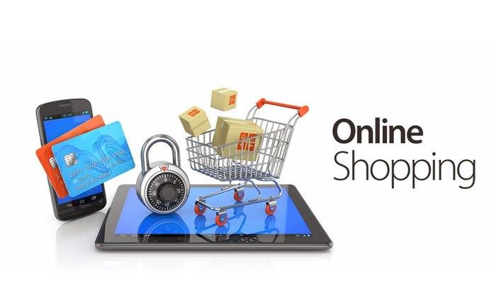 Mua hàng online trong Black Friday