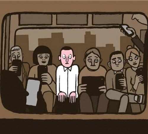 Nếu không sử dụng điện thoại, máy tính bảng... bạn hẳn là người khác biệt.