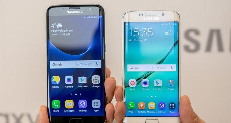Điện thoại Galaxy S8 hứa hẹn bước đột phá so với người anh em trước