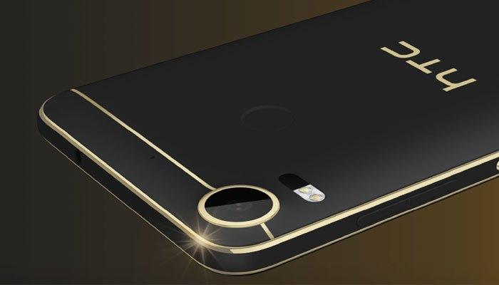 Điện thoại HTC Desire 10 Pro có vỏ kim loại