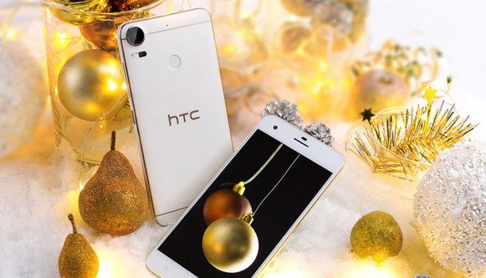 Điện thoại HTC Desire 10 Pro mang cấu hình vượt trội