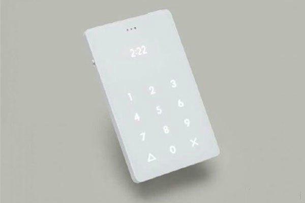 Điện thoại Light Phone sở hữu ngoại hình nhỏ gọn